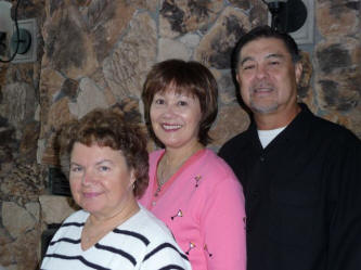 Ethel, Karen & Chris