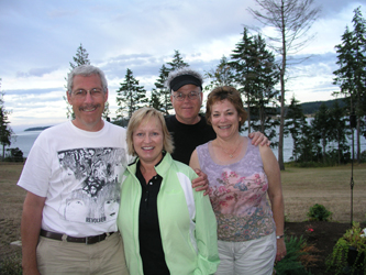 Jim & Mary and Steve & Gerri
